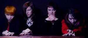 """""""Insidious Inside"""", il nuovo album della storica rockband femminile MUMBLE RUMBLE"""