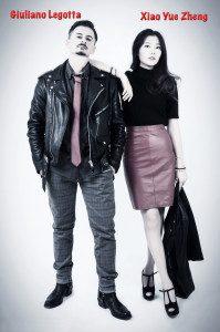 """Giuliano Legotta & Xiao Yue Zheng in radio con in singolo """"Ok play"""""""